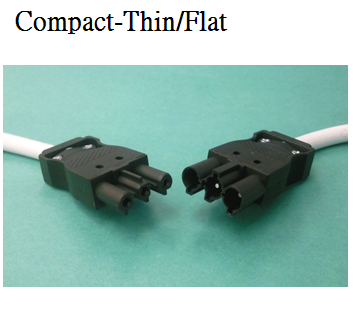 3P Compact-Thin Pluggable Connector IP30